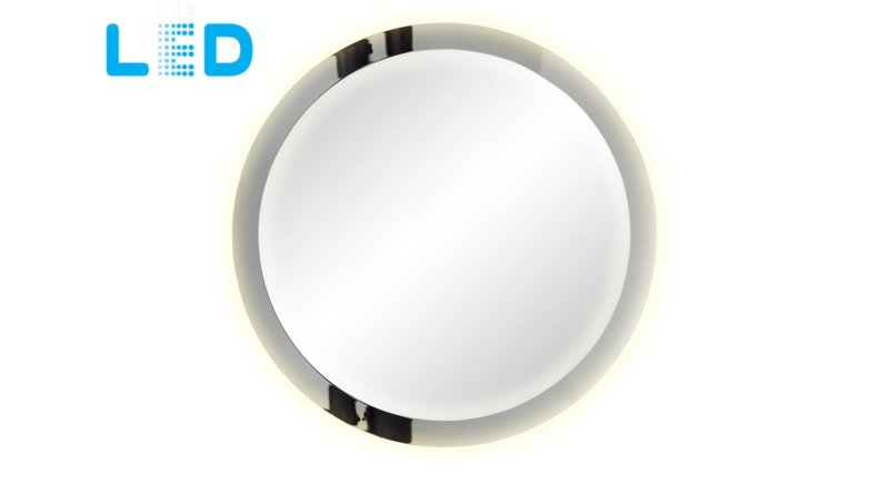 Zrcadlo s LED osvětlením KHG